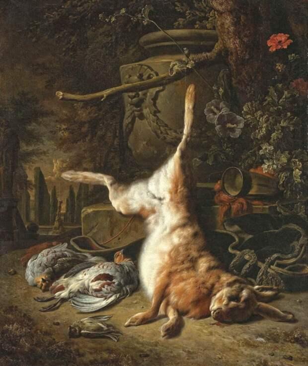 Michiel (II) Simons. Родился: 1620 г. Умер: 20 мая 1673 г., Утрехт, Нидерланды голландские натюрморты, живопись, искусство, красота, цветы