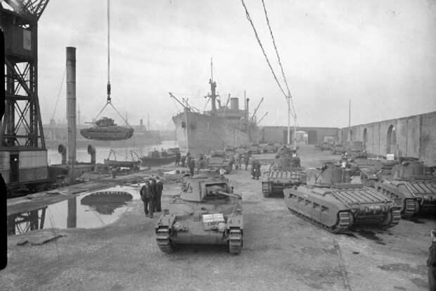 80 лет назад Архангельск принял первый союзный конвой