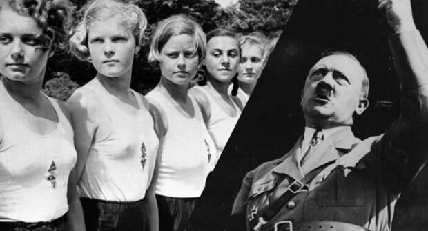 Как Гитлер выдавал замуж своих любовниц, или Самые известные и влиятельные женщины Третьего рейха