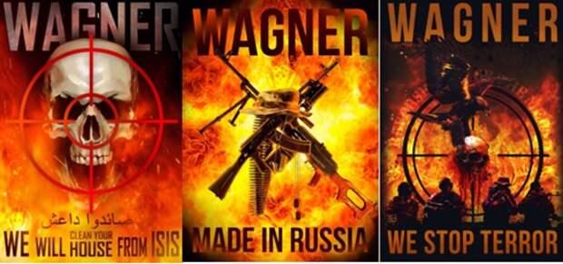Автор постеров о ЧВК «Вагнера» передала неповторимую ауру патриотизма и мужества бойцов