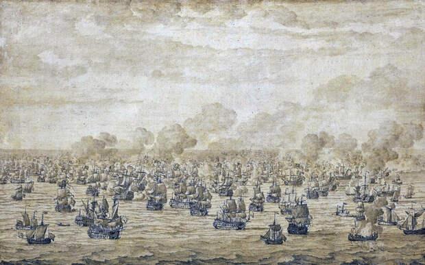 Разгром Смирнского конвоя, 1693 год - Великие крейсерские войны. Франция против Аугсбургской лиги   Военно-исторический портал Warspot.ru