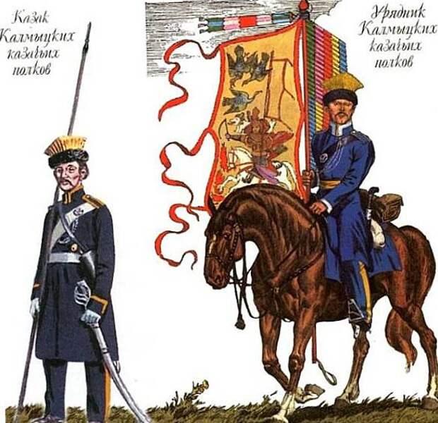 Самые необычные и экзотические войска Российской империи