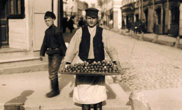 Фастфуд из 19 века: еда москвичей с улиц