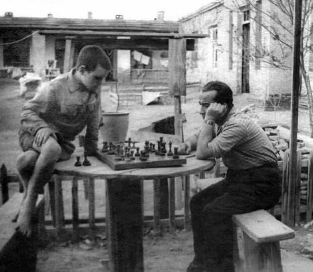 Шахматы тоже. СССР, история, ностальгия, фотографии