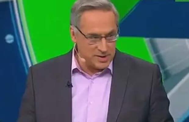 «Телевизор, который мы заслужили». Россияне набросились на ведущего НТВ, который выгнал из студии украинского эксперта