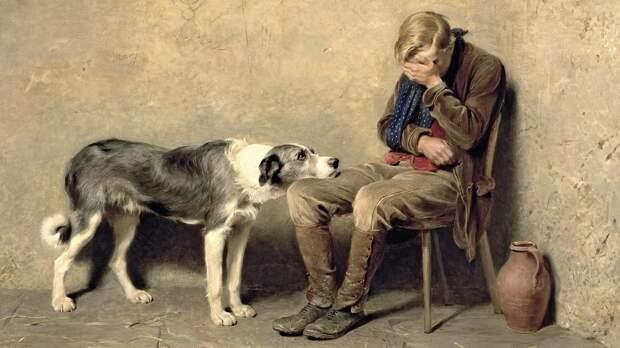 До самой смерти: названы самые преданные породы собак