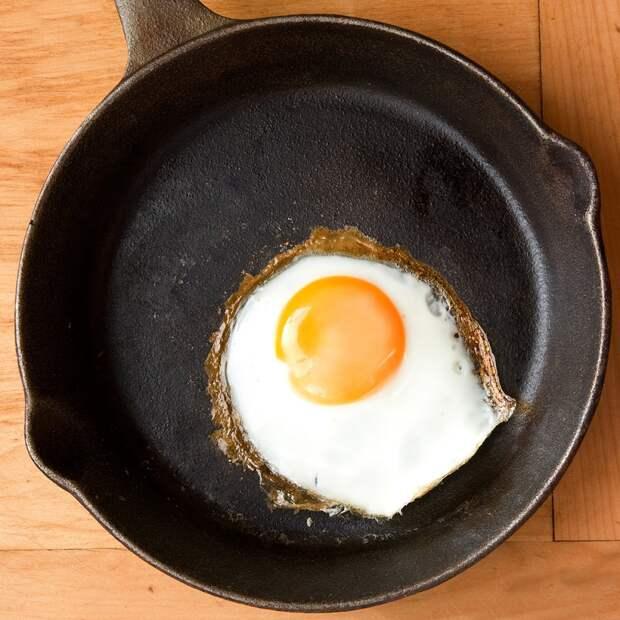приготовление яиц