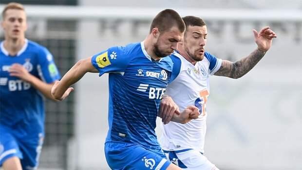 «Динамо» уступило «Леху» в товарищеском матче