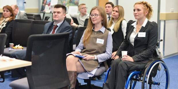 Собянин рассказал о расширении мер социальной поддержки инвалидов. Фото: mos.ru