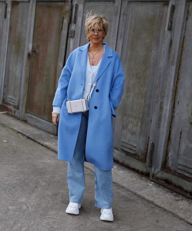 Актуальный образ для дам 50-ти лет. Как вписать тренды 2020 в гардероб