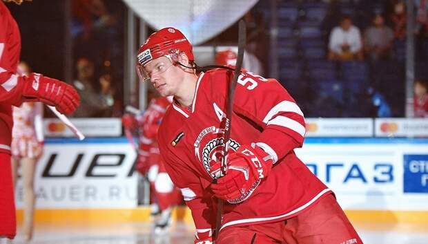 Подольский хоккеист сыграет в сборной Финляндии в турнире на Кубок Карьяла