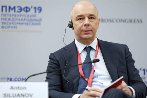 Антон Силуанов выступил против экономической политики правительства