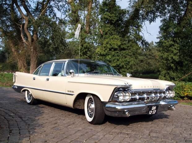 Самые красивые автомобили: Imperial
