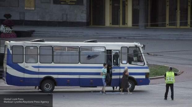Гаспарян: Инцидент с захватом автобуса в Луцке развенчал миф Киева о жителях Донбасса