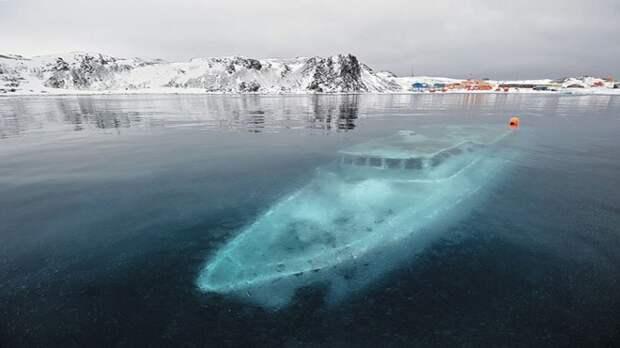 Затонувшие корабли, которые можно увидеть своими глазами