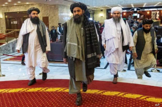 Афганский исход США или возвращение бумеранга