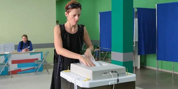 Мобильные группы проверяют соблюдение санитарных норм на УИКах / Фото: mos.ru