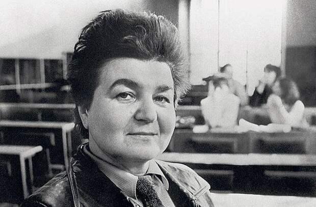 Коммунистка — памяти Нины Андреевой
