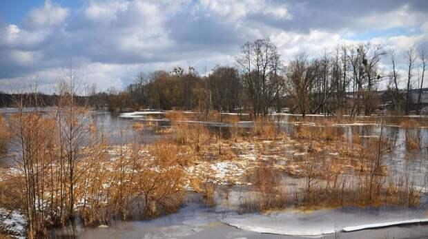Жителей Крымского района предупредили о возможных подтоплениях из-за осадков