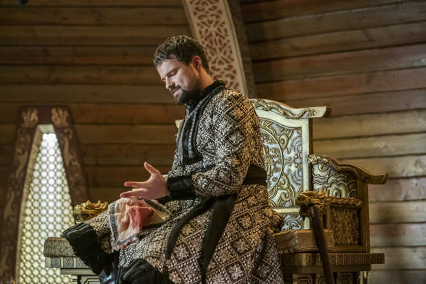 «Викингов» с Данилой Козловским покажут на российском телевидении
