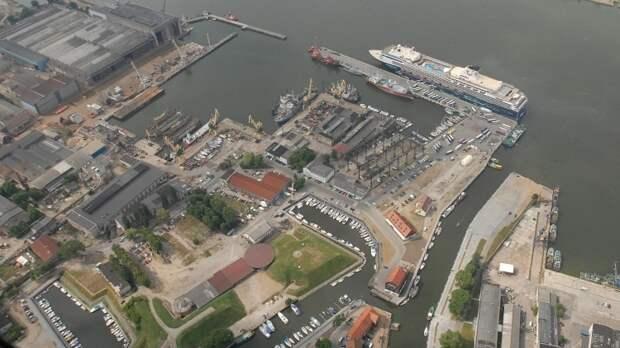 Порт Клайпеды готовится к падению из-за нескольких причин сразу