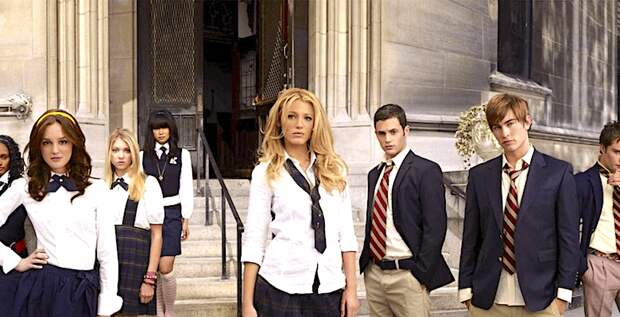 HBO перезапускает сериал «Сплетница»