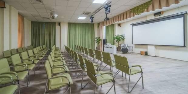 Собянин открыл новое здание клуба «Современник» в Строгине/Фото: Е. Самарин mos.ru