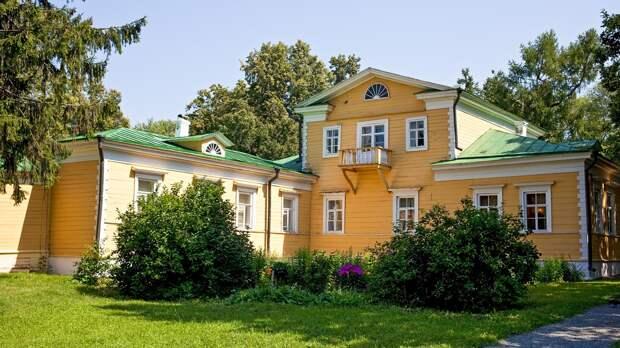 Любимые загородные дома русских писателей (ФОТО)
