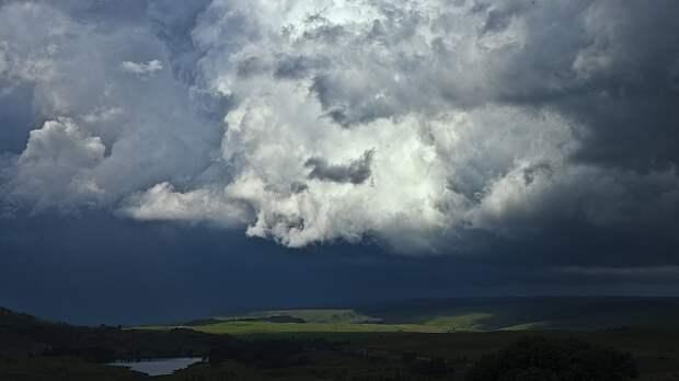 Дожди и грозы обрушатся на Крым
