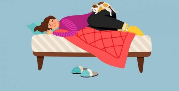 Синдром недостаточного сна: почему мы постоянно недосыпаем и как это исправить?