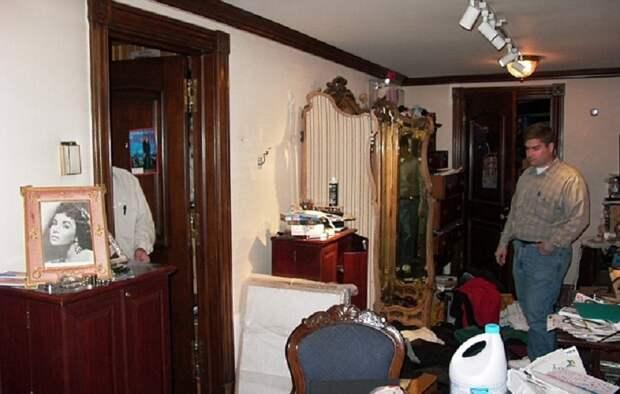 Проведя обыск на ранчо Майкла Джексона, полисмены потеряли дар речи...