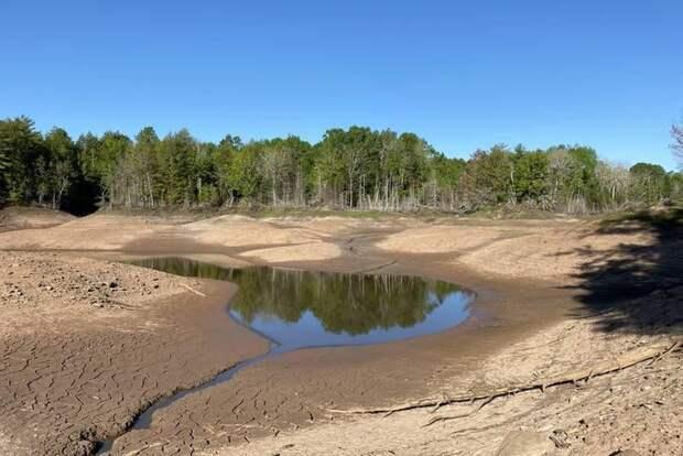Озеро в Канаде исчезло за одну ночь