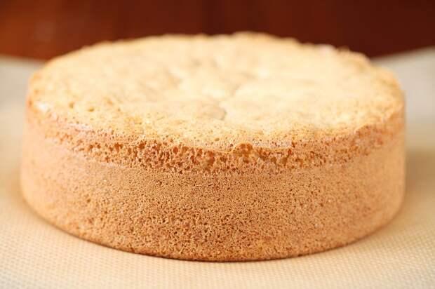 тесто для торта
