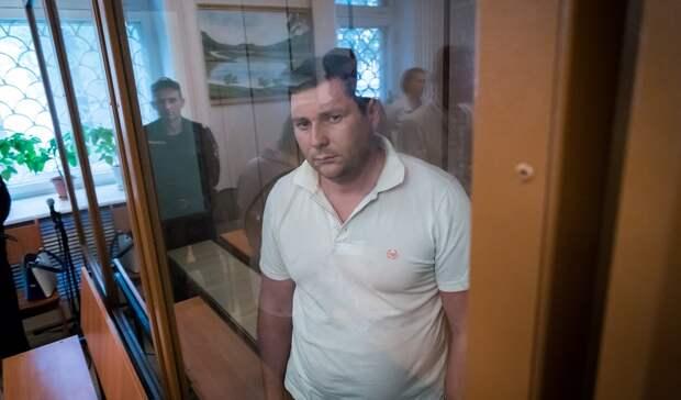 У бывшего замглавы Оренбурга могут на2 года отобрать водительские права