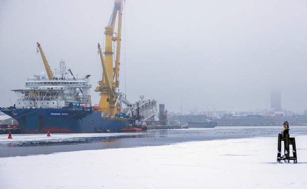 Nord Stream 2 запросила немедленное разрешение на работу в водах Германии