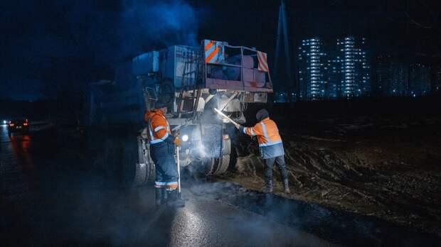 Логвиненко потребовал до1мая заделать все дорожные ямы вРостове