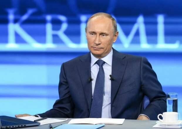 Путин утвердил перечень поручений поитогам «Прямой линии»