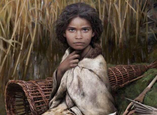 Восстановлен внешний вид 5700-летней девочки