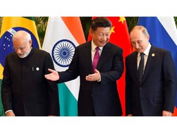 Россия не будет делать выбор между Индией и Китаем