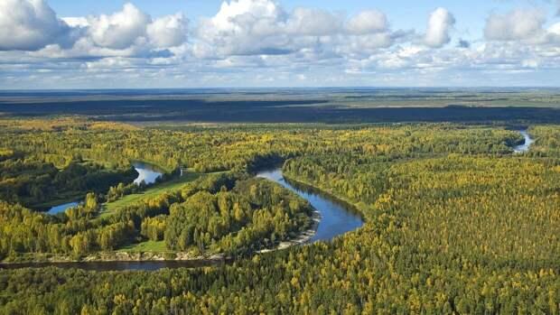 Эко-отели откроют в ряде сибирских регионов