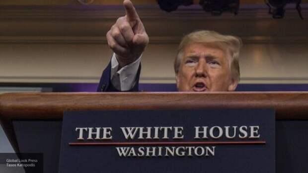 Трамп резко отреагировал на критику Байдена в свой адрес