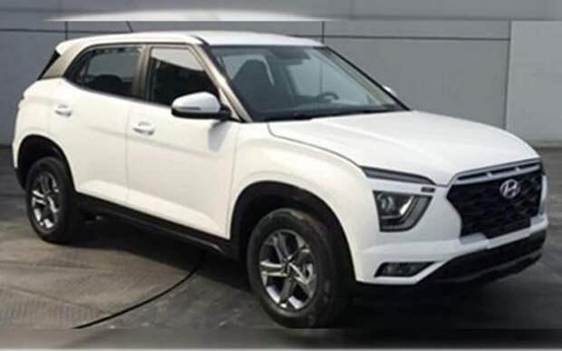 Новый Hyundai Creta — первые подробности