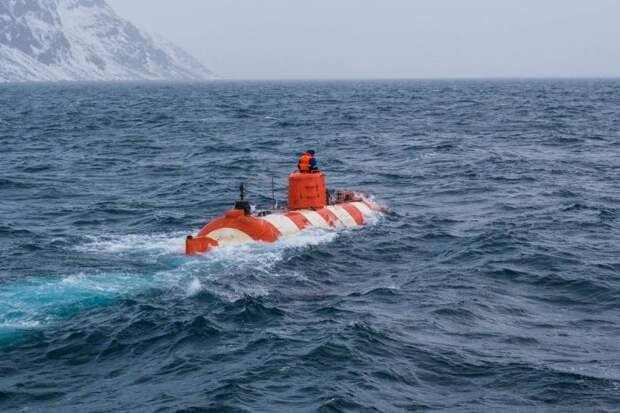 Средства спасения подводников ВМФ России