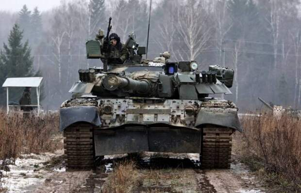 Освоение Арктики дало вторую жизнь танкам Т-80