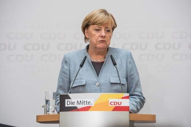 Канцлер Германии Ангела Меркель опровергла сообщения о болезни