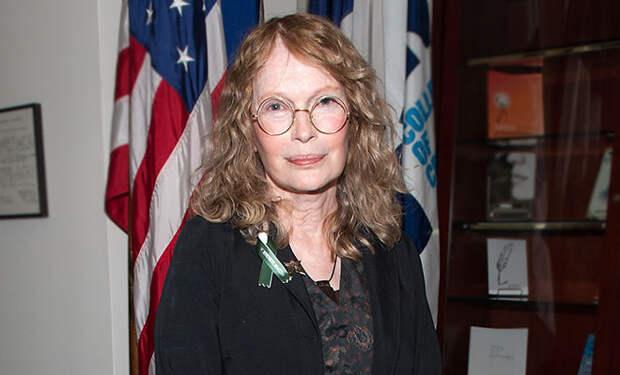 Экс-возлюбенная Вуди Аллена Миа Фэрроу рассказала, из-за чего погибли трое из 14 ее детей