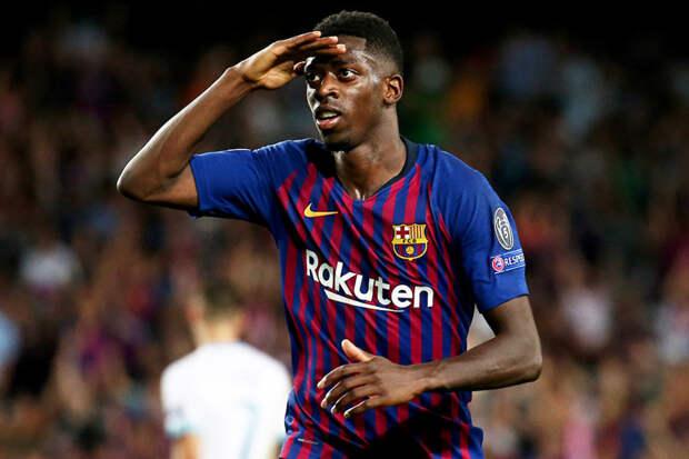 ФИФА выплатит «Барселоне» 2,5 млн евро за полученную травму Дембеле