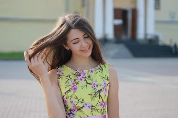 Девочка с характером