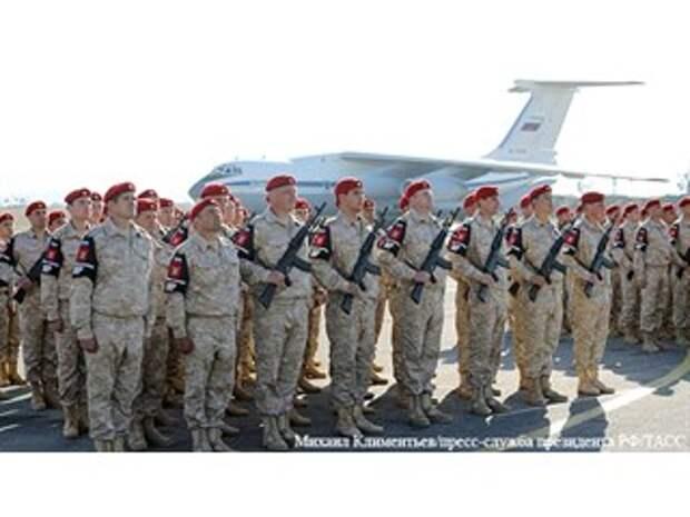 Российские военные в Сирии решили пять главных задач