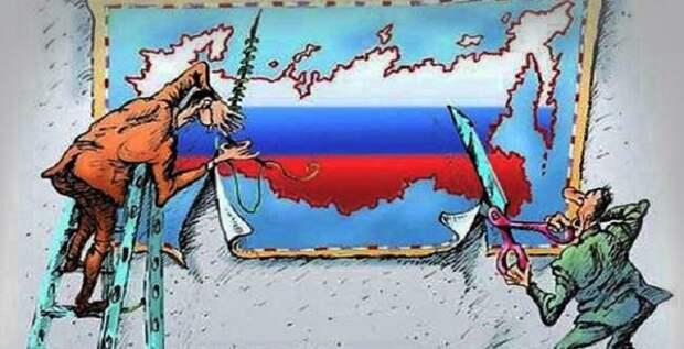 Россия, которую мы проморгали: она уже давно под чужим управлением